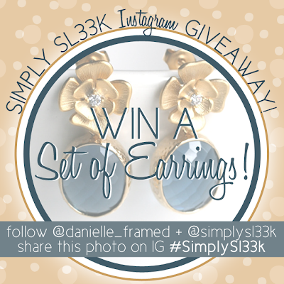 Simply Sl33k - Instagram ONLY giveaway!