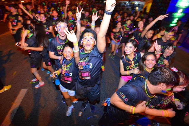 Color Manila Run Nite 2