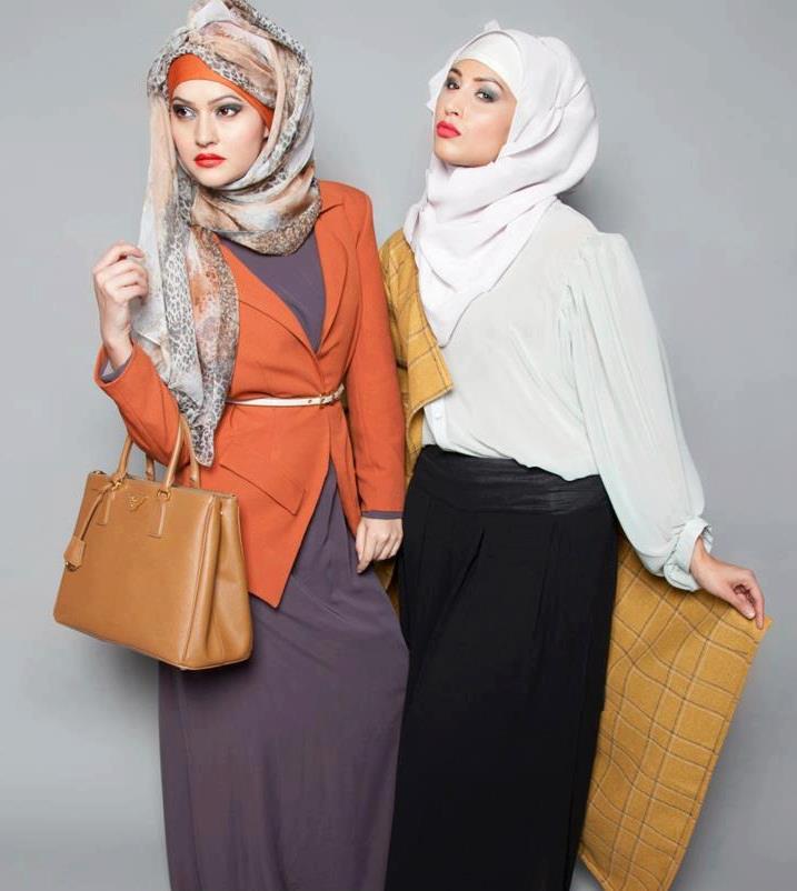 Nouvelle Collection 2013 Fashion Hijab