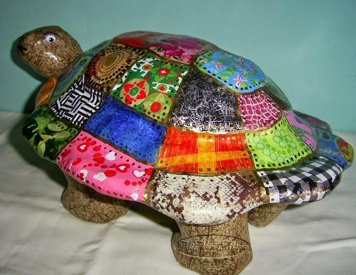 Tortuga Multicolor