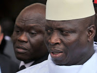 Allahu Akbar ! Presiden Gambia Deklarasikan Negara Republik Islam