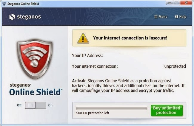 Steganos Online Shield 1.3.0.10622 Multilingual