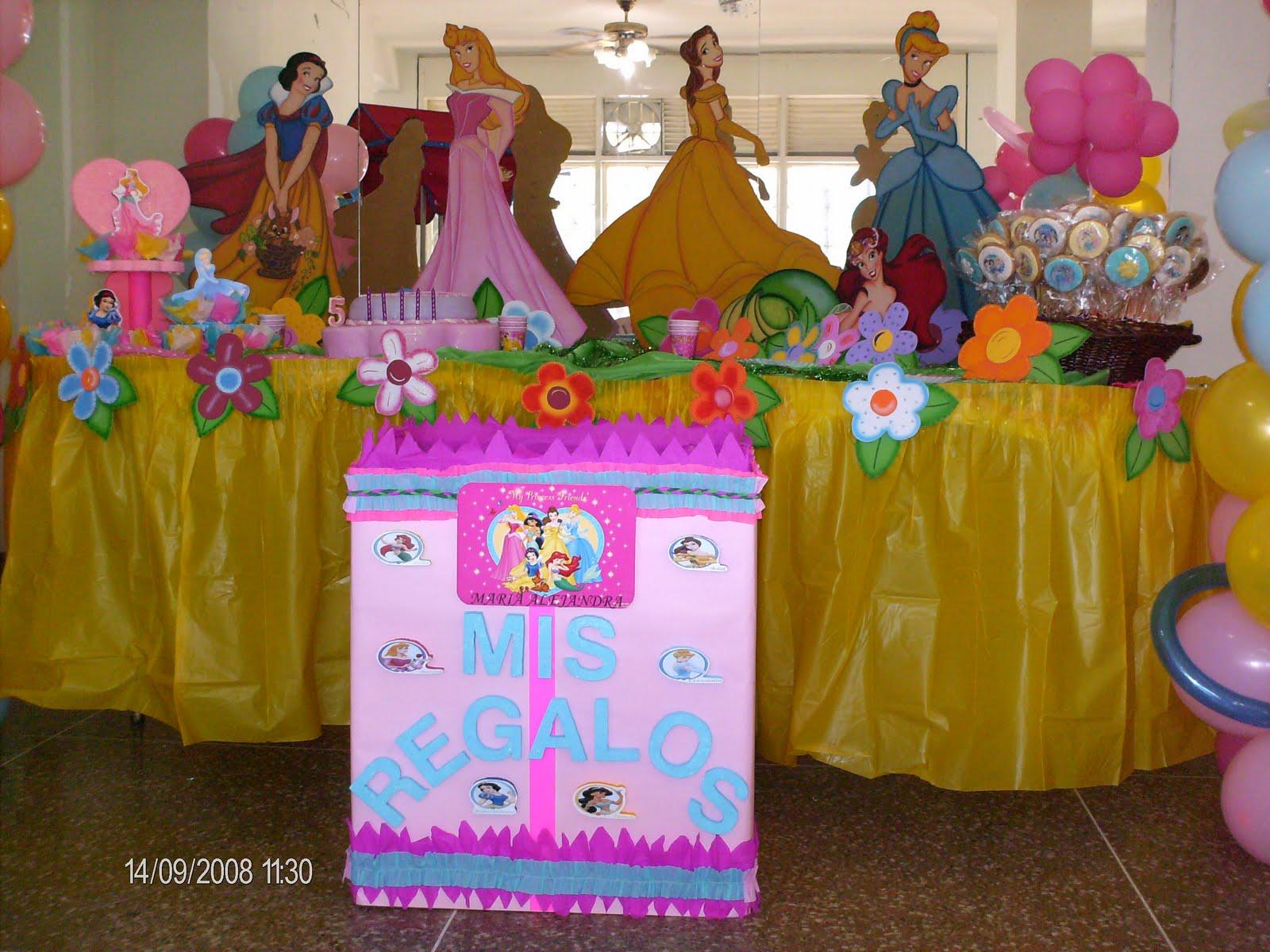 Lo mejor para sus fiestas Infantiles: año 2008 nuestros comienzos