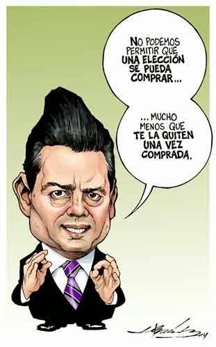 Enrique Peña Nieto Caricaturas