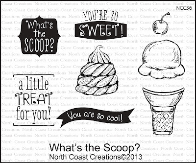"North Coast Creations ""What's the Scoop"""