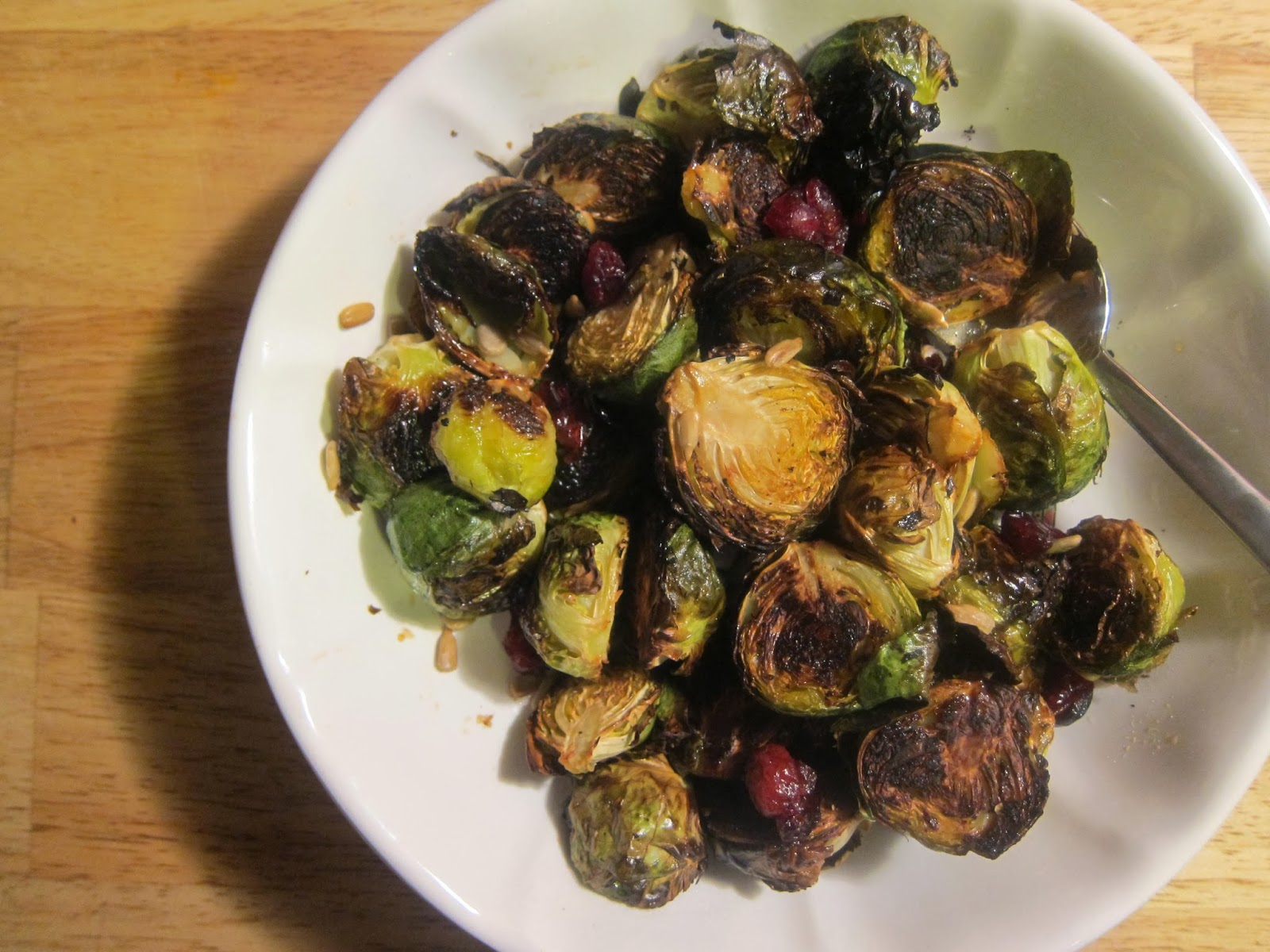 Maple-Roasted Brussels Sprouts | The Economical Eater