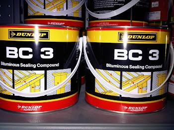 BC Dunlop Glue
