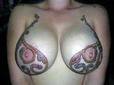 Bra tattoo design