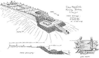 Situs Gunung Padang Terungkap (Cianjur, Jawa Barat) - situs magelith gunung padang, cianjur, jawa barat