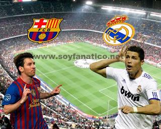 Real Madrid vs Barcelona 21/11/2015