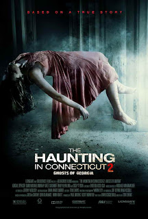 The Haunting in Connecticut 2: Ghosts of Georgia movie promo poster
