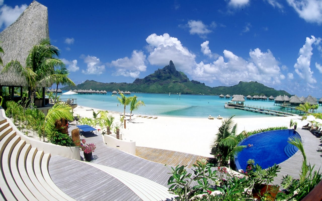 Bora Island HD Wallpapers