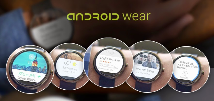 A Complete Review About Android Wear Development And What Are Android Wearable Devices