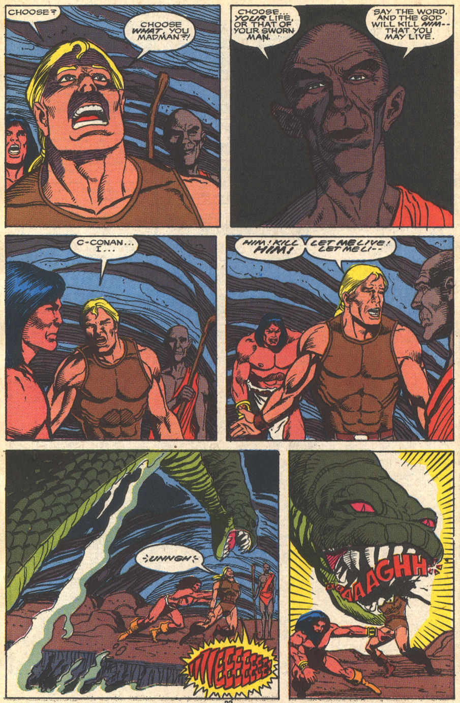 Conan the Barbarian (1970) Issue #229 #241 - English 18