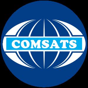 COMSATS logo transparent png
