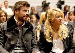 Shakira Boyfriend Gerard Pique