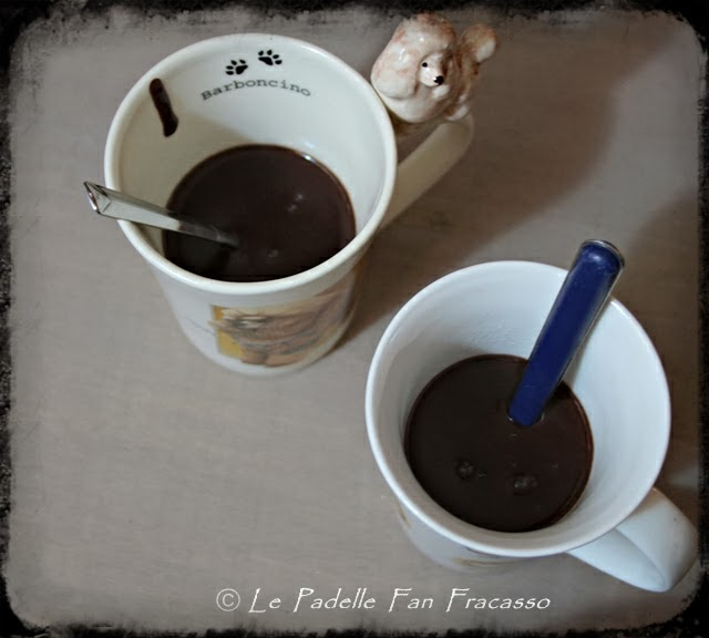 ricetta cioccolato in tazza