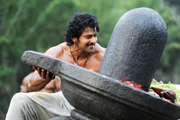 Baahubali in 5000 china theater