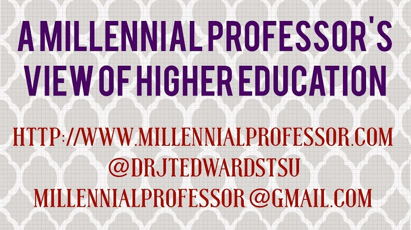 A Millennial Professor's View of Higher Education