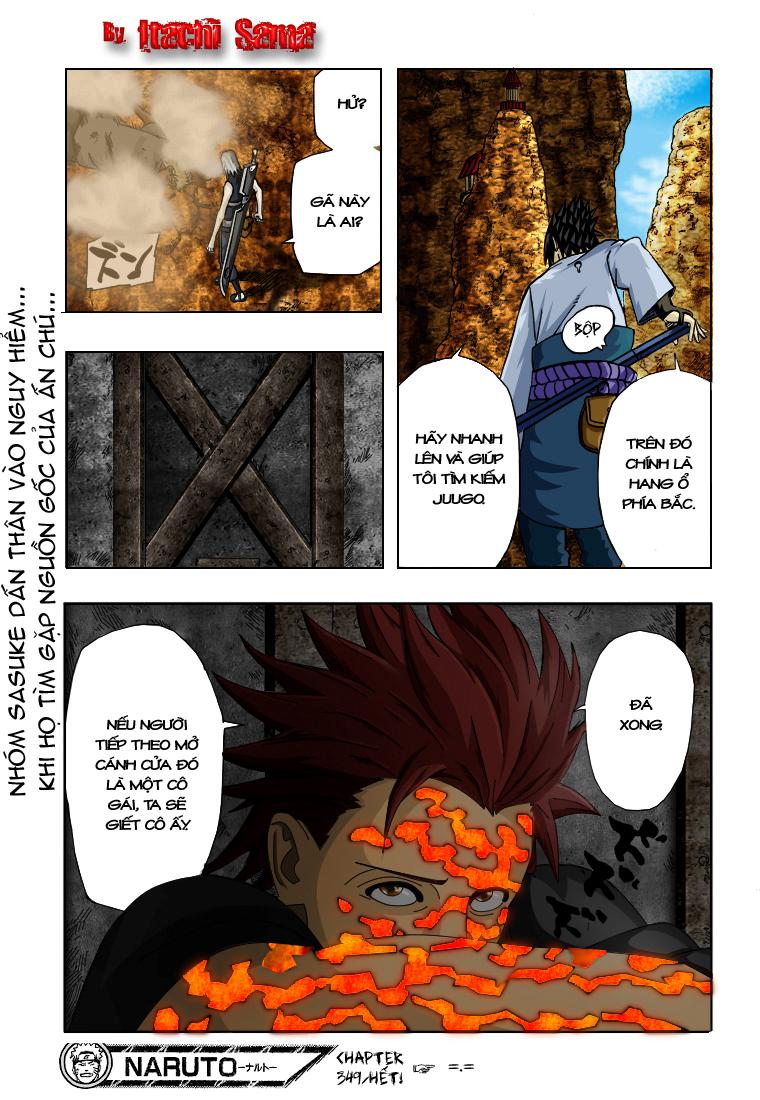 Naruto chap 349.Color Trang 15 - Mangak.info