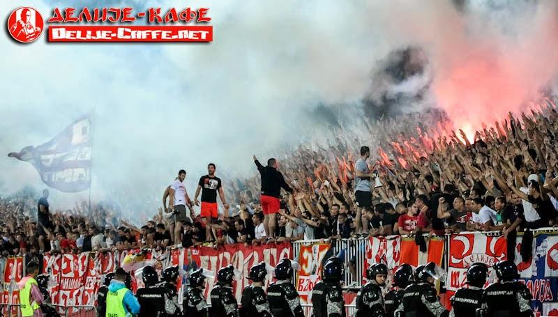 Chroniques de Serbie : FK Vojvodina Novi Sad - Etoile Rouge de