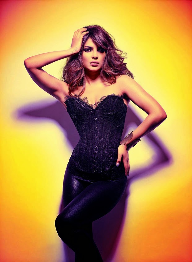 Priyanka Chopra - Hot Photoshoot for GQ Magazine India