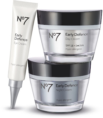 No7 Early Defence Skincare