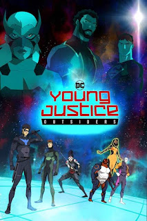 Young Justice Outsiders Temporada 1