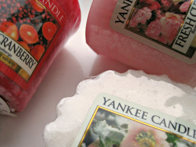 yankee candle fresh cut roses mandarin spice christmas rose