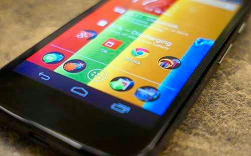 Tips dan trik smartphone Moto G