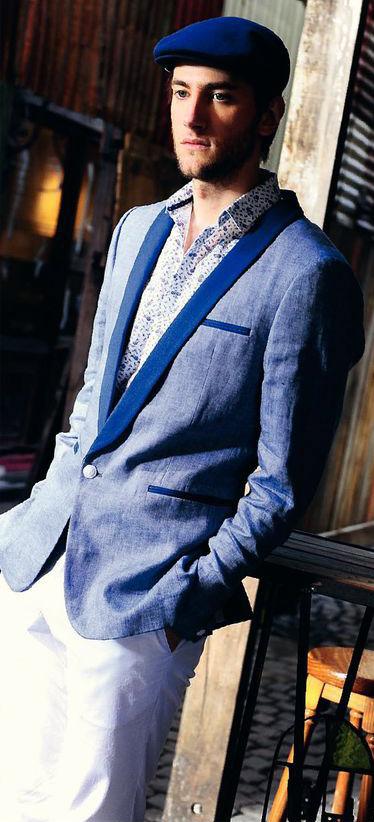 Moda masculina verano 2013