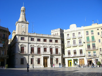 City hall of Reus