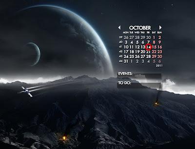 美觀漂亮、功能齊全的桌面月曆、行事曆,Rainlendar V 2.13.139 多國語言綠色免安裝版!(32+64bit)