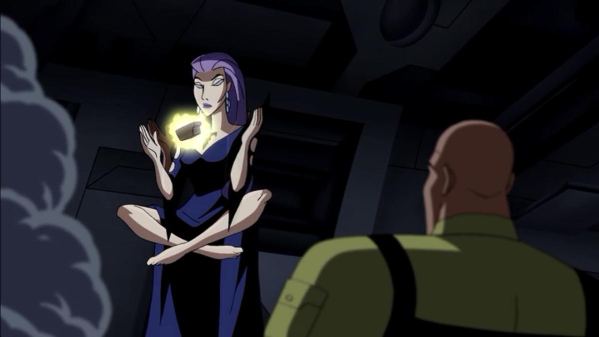 Tala justice league unlimited - photo#12