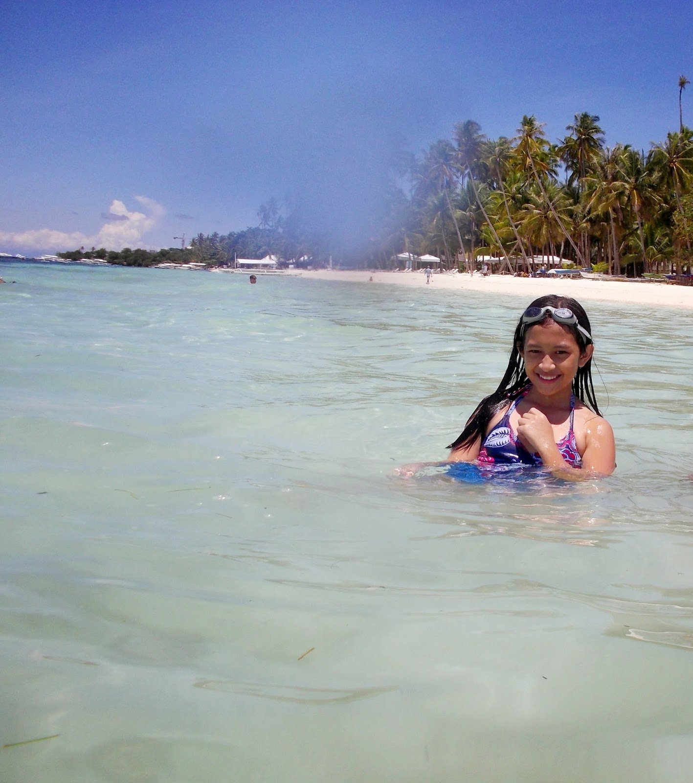 Alona Beach In Panglao Bohol