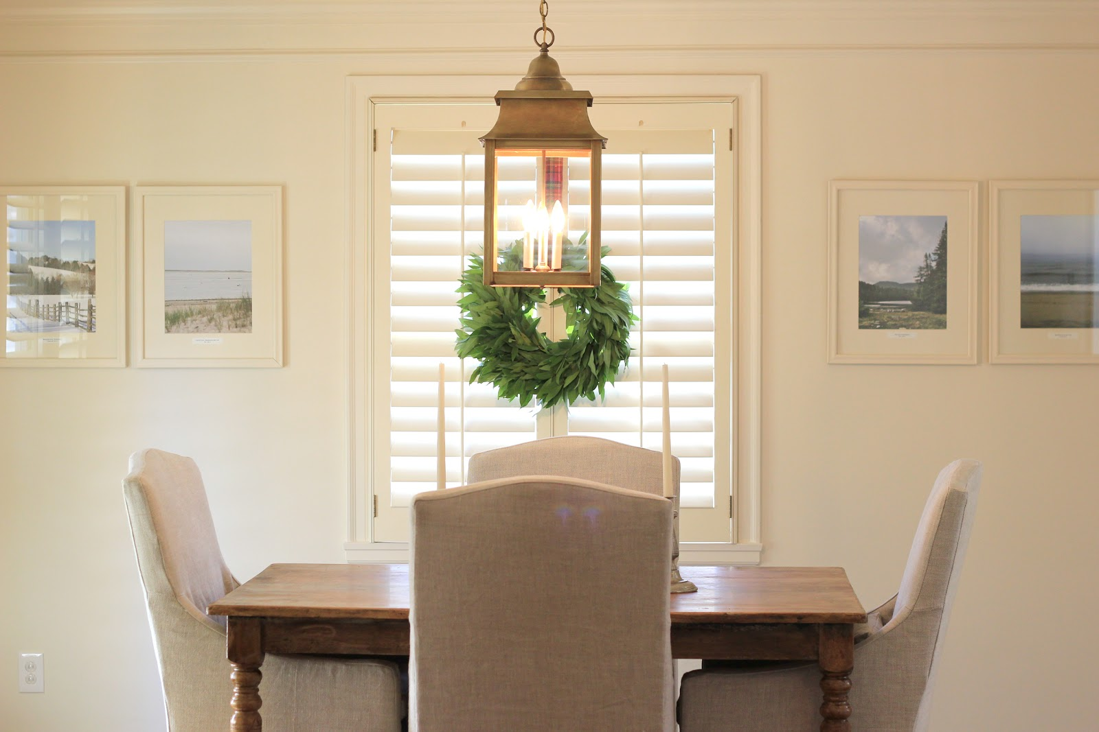 Cape Cod Co. Lantern U0026 Dining Room Update Part 35