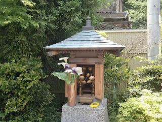 佐助稲荷神社:十一面観音