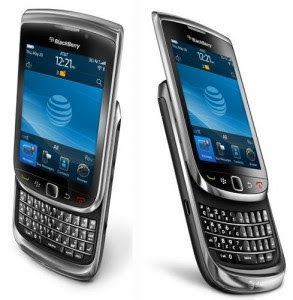 BLACKBERRY TORCH 9800: Rp.3.000,000,-