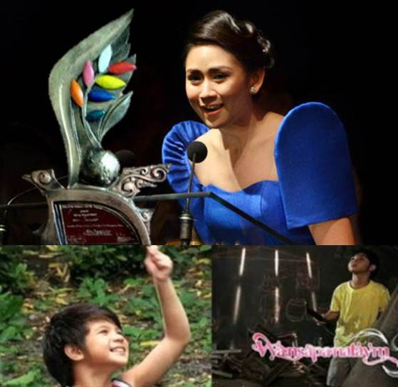 Sarah Geronimo and Wansapanataym are 'Ani ng Dangal' Awardees
