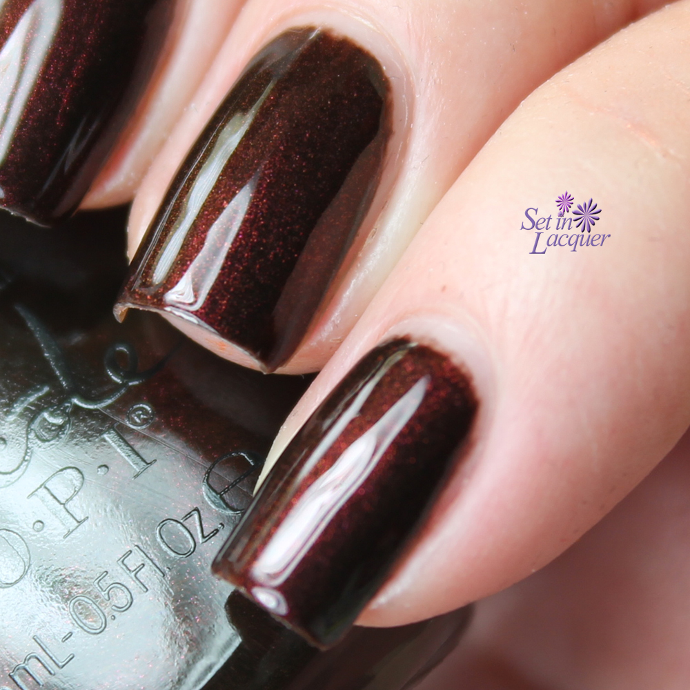 Nicole by OPI - Zero is My Hero