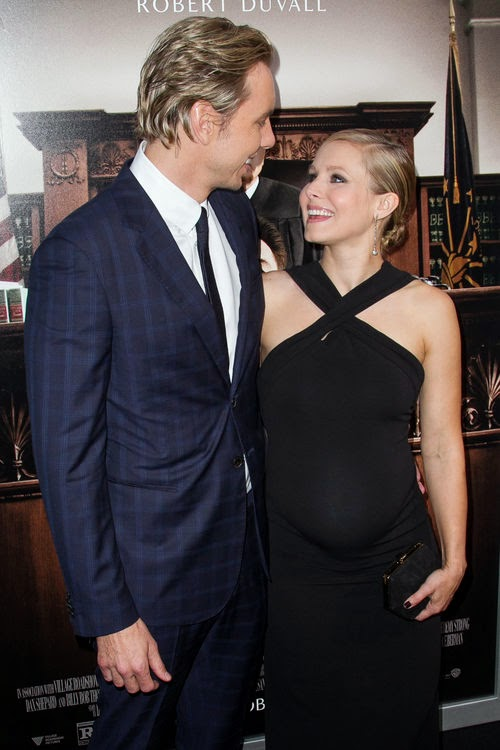 Kristen Bell and Dax Shepard are parents for the second time