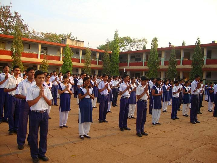 essay on morning assembly in my school