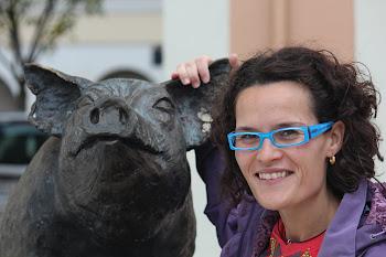 Desde Villaviciosa, Asturias, una leonesa...