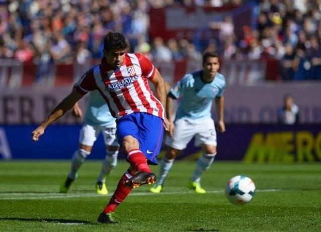 Celta Vigo vs Atletico Madrid La Liga
