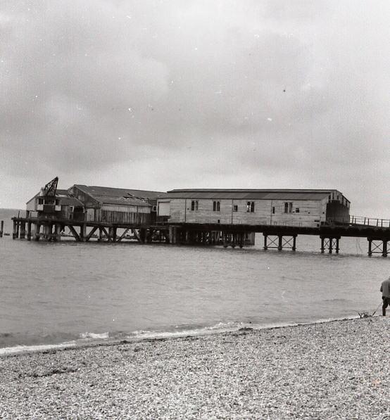 Stokes Bay Pier