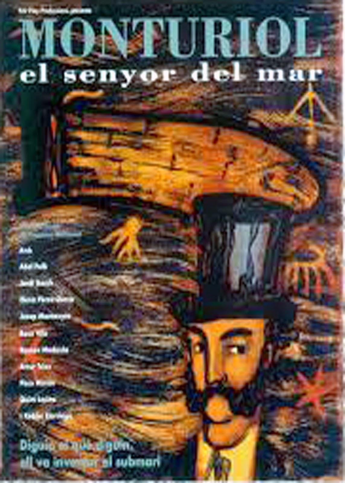 Monturiol, el senyor del mar (1993)