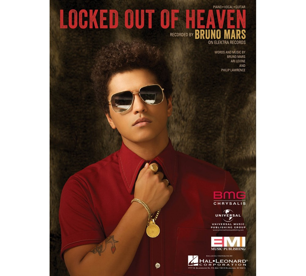 Download Lagu Bruno Mars - Locked Out Heaven