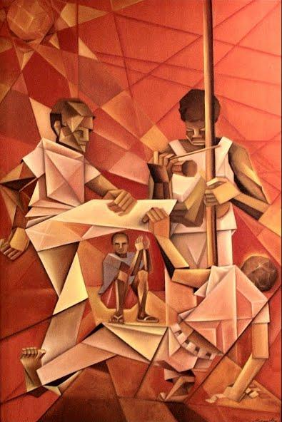Capoeira - Acervo da Prefeitura de Palmas-TO