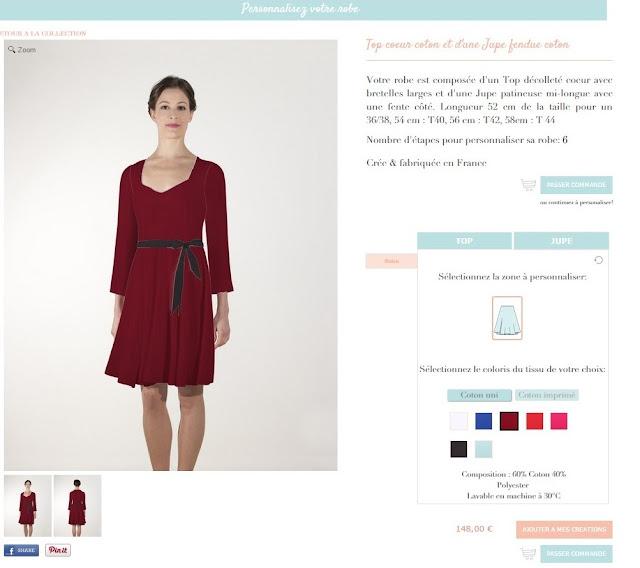 créer sa robe soi même