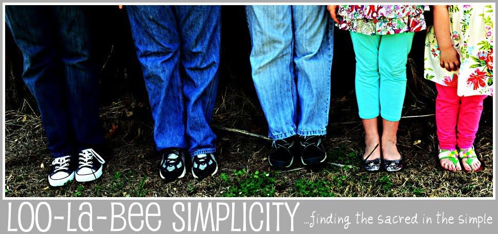 Loo-la-bee Simplicity